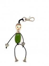 Bijoux de sac vert